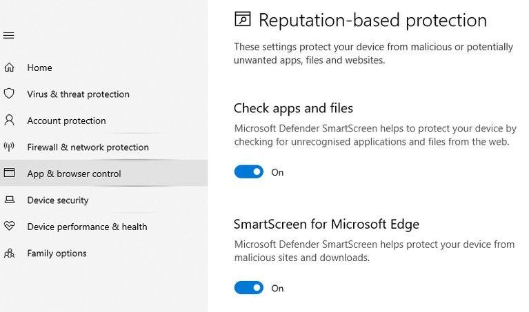 افزایش امنیت ویندوز ۱۰ با مایکروسافت دیفندر