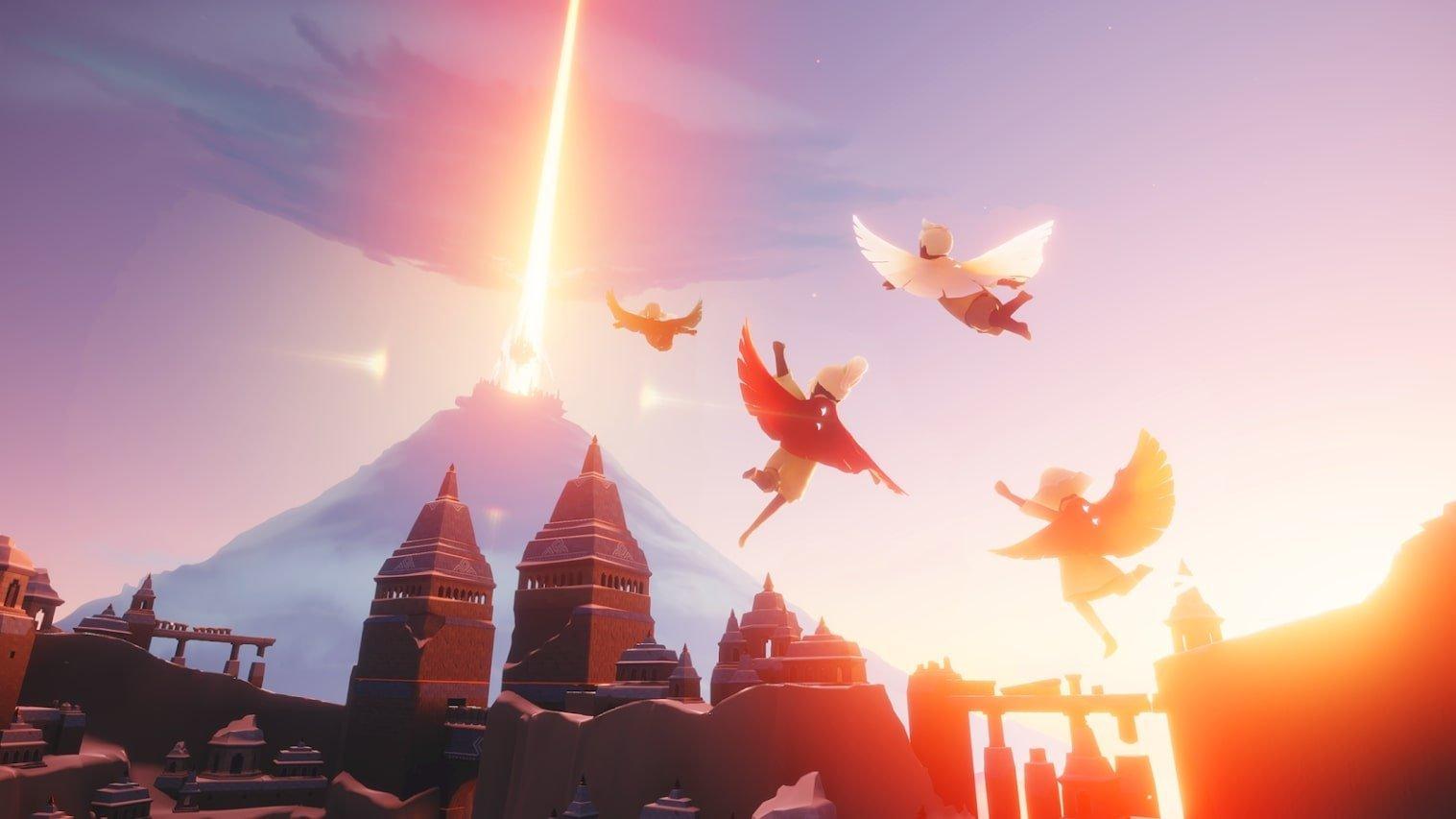 بازی Sky: Children of the Light