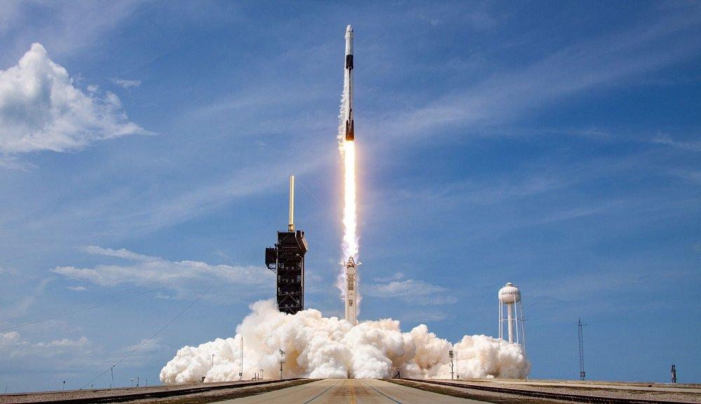 spacex us military rocket 1 اسپیس ایکس و ساخت راکتی که محمولهها را یک ساعته در هر نقطه زمین تحویل میدهد اخبار IT