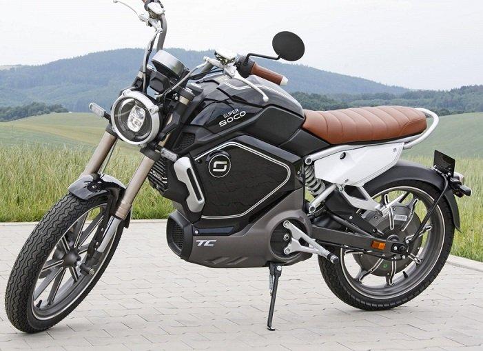 موتورسیکلت سوکو TC