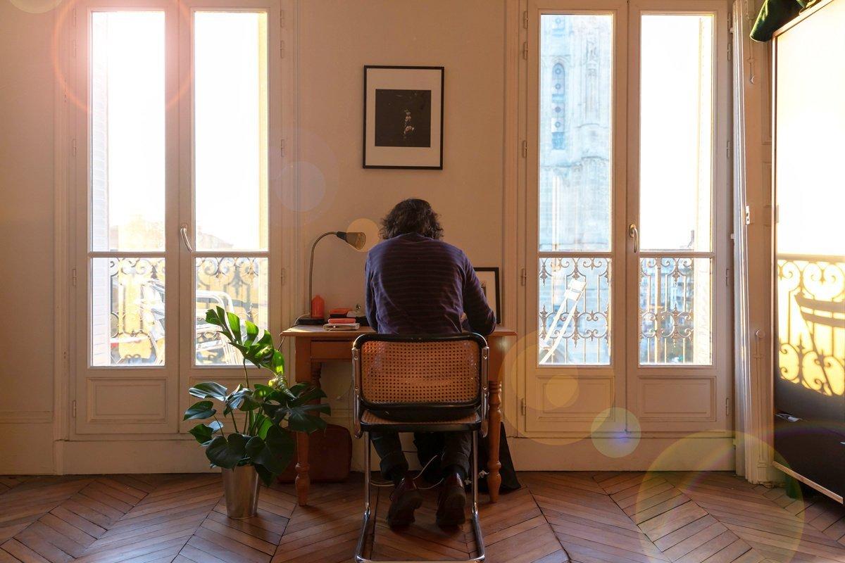 tele travail 1 web  1  چرا رابطه ما با دورکاری به عشق و نفرت تبدیل شده؟ اخبار IT