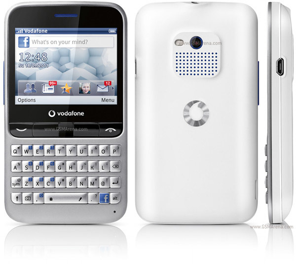 vodafone 555 blue  b103 نگاهی به ۵ گوشی عجیب که برندهای غیرمنتظره روانه بازار کردند اخبار IT