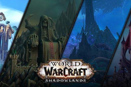 ۵ دلیل برای اینکه طرفداران WoW کلاسیک باید بسته گسترشدهنده Shadowlands را بازی کنند