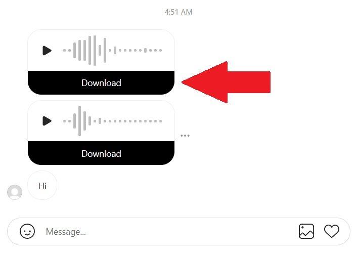 ا5 چگونه پیامهای صوتی را در اینستاگرام دانلود کنیم؟ اخبار IT