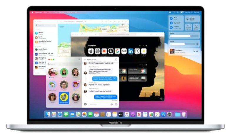 ث5 اپل سیستم عامل macOS Big Sur را ۲۲ آبان منتشر میکند اخبار IT