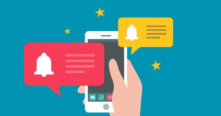 چ2 نتایج یک مطالعه: نوتیفیکشن تنها عامل 11 درصد از تعاملات کاربر با موبایل است اخبار IT