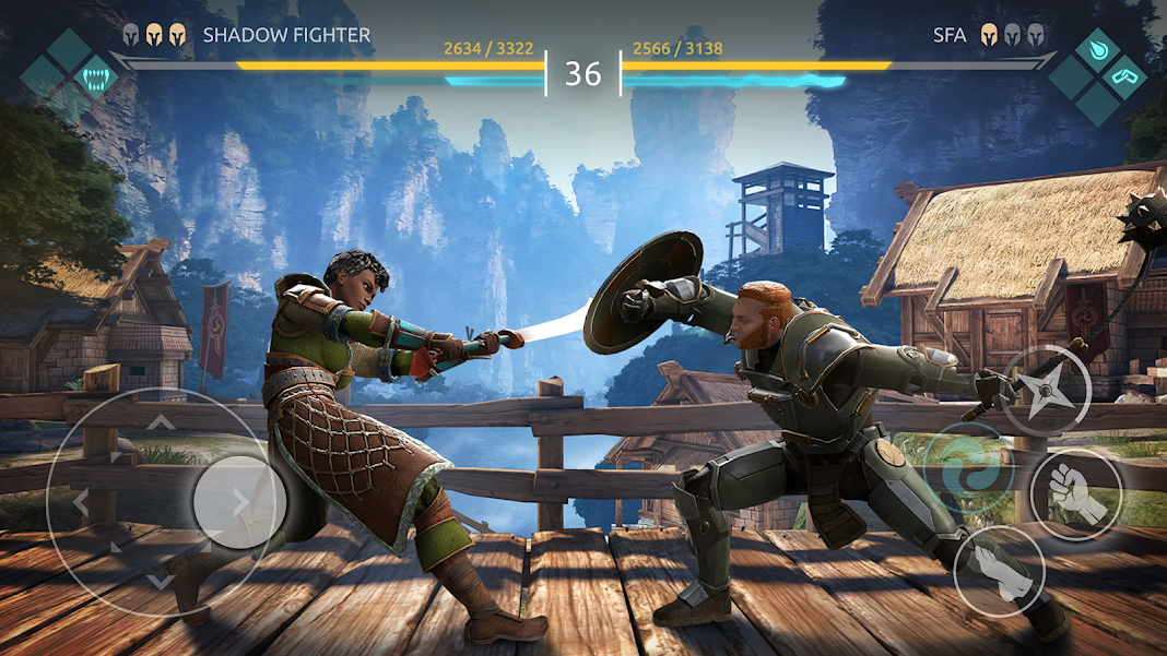 بازی Shadow Fight Arena