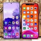 سامسونگ پس از ۳ سال بازار موبایل آمریکا را از چنگ اپل درآورد