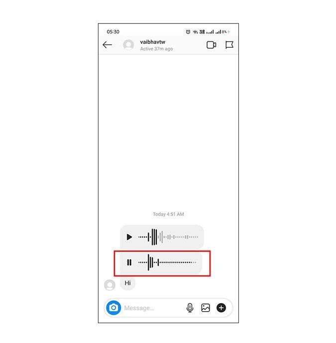 17 1 چگونه پیامهای صوتی را در اینستاگرام دانلود کنیم؟ اخبار IT