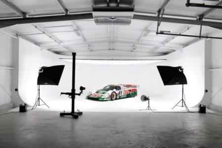 عکاسی صنعتیشگفت انگیز از خودروها