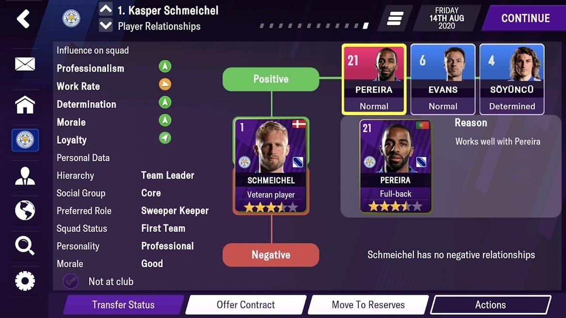 2 16 معرفی بازی Football Manager 2021؛ مربی بهترین تیمهای جهان باشید اخبار IT