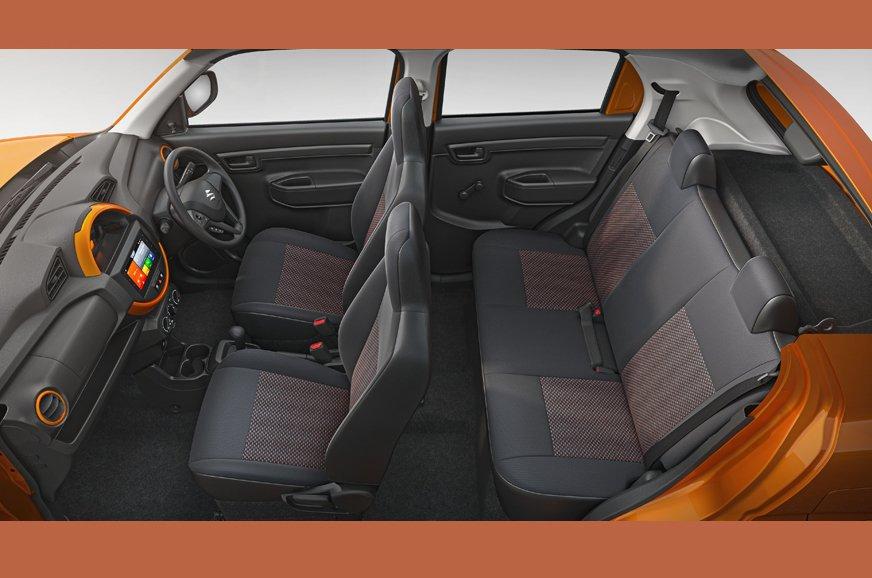 20191025025302 Maruti S Presso interior ma ایمنی صفر؛ با ماروتی سوزوکی S Presso آشنا شوید [تماشا کنید] اخبار IT