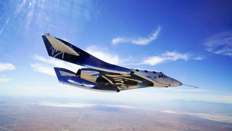 ویرجین گلکتیک اعلام کرد: فضاپیمای VSS Unity سومین پرواز آزمایشی را انجام میدهد