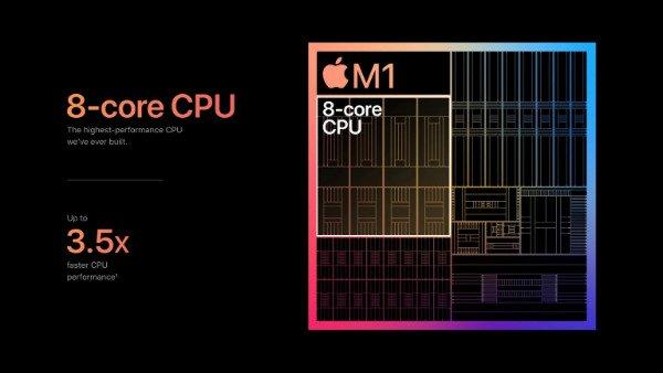 هرآنچه باید راجع به چیپ M1 اپل برای کامپیوترهای مک بدانید