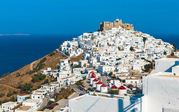 Astypalea 1 فولکس واگن جزیرهای در یونان را به بهشت خودروهای برقی تبدیل میکند اخبار IT