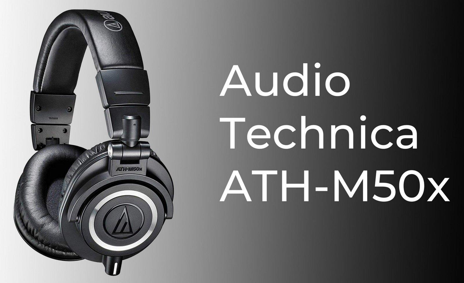 راهنمای خرید هدفون آدیو-تکنیکا ATH-M50x