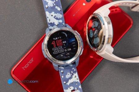 معرفی ساعت هوشمند آنر واچ جی اس پرو؛ خستگی ناپذیر