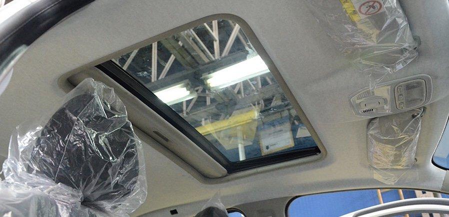 سقف ایران خودرو تارا