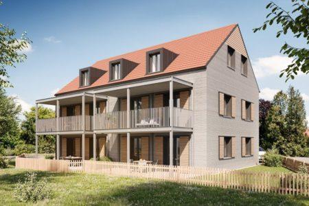 ساخت خانه سه طبقه با سریعترین پرینتر سه بعدی: پرینت ۱۰ تن بتن در هر ساعت