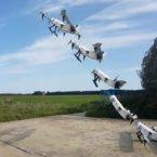 آزمایش موفق پهپاد هیدروژنی با قابلیت پرواز ۳.۵ ساعته [تماشا کنید]