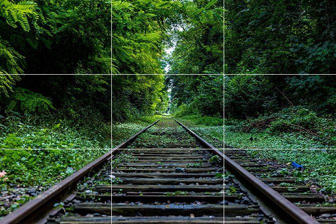 Leading Lines Photo Example قانون یک سوم در عکاسی چیست و چگونه از آن استفاده کنیم؟ اخبار IT