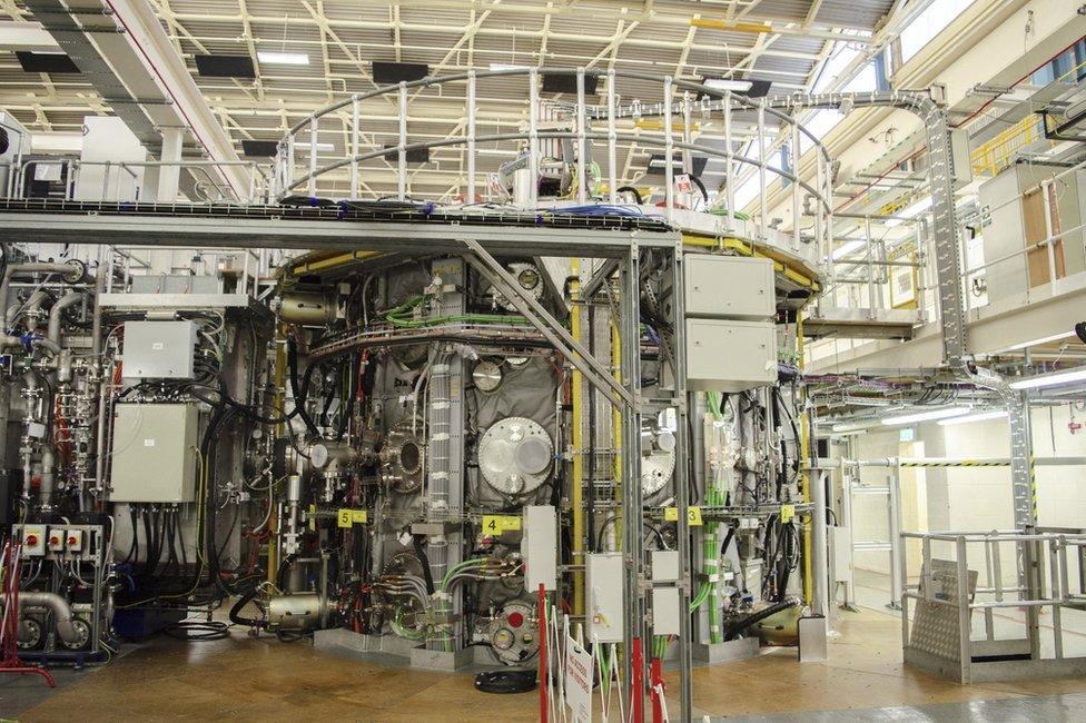Mast Upgrade 1 راکتور همجوشی هستهای بریتانیا برای نخستین بار راهاندازی شد اخبار IT