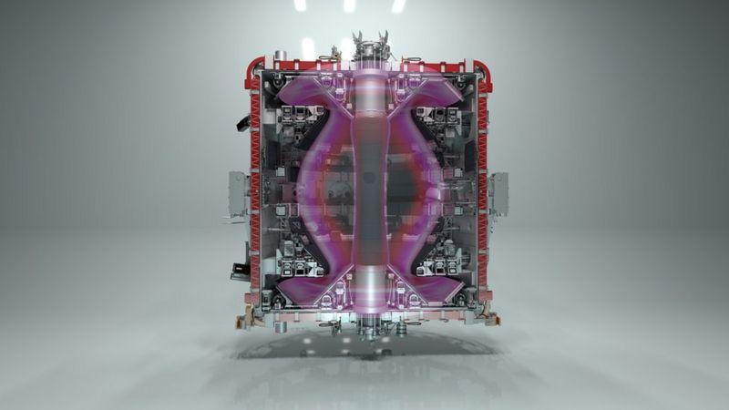 Mast Upgrade 2 راکتور همجوشی هستهای بریتانیا برای نخستین بار راهاندازی شد اخبار IT
