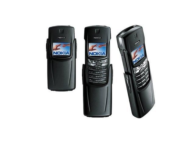 Nokia 8910i نوکیا در پی زنده کردن ۶۳۰۰ و سری کلاسیک ۸۰۰۰ است اخبار IT