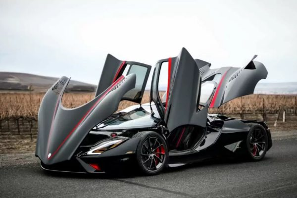 SSC Tuatara بالاخره رکورد سریع ترین خودروی جهان را شکست اخبار IT
