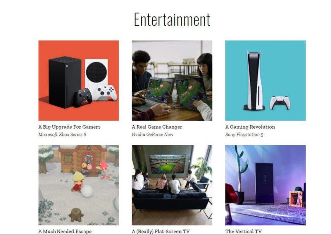 Screenshot 4 الجی وینگ و سرفیس Duo در بین 100 اختراع برتر 2020 از نگاه مجله تایم اخبار IT