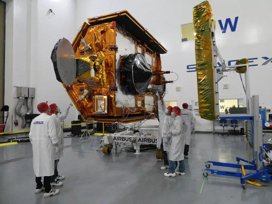 Sentinel 6 Michael Freilich ناسا ماهوارهای برای ردیابی افزایش سطح آب دریاها به فضا پرتاب میکند اخبار IT