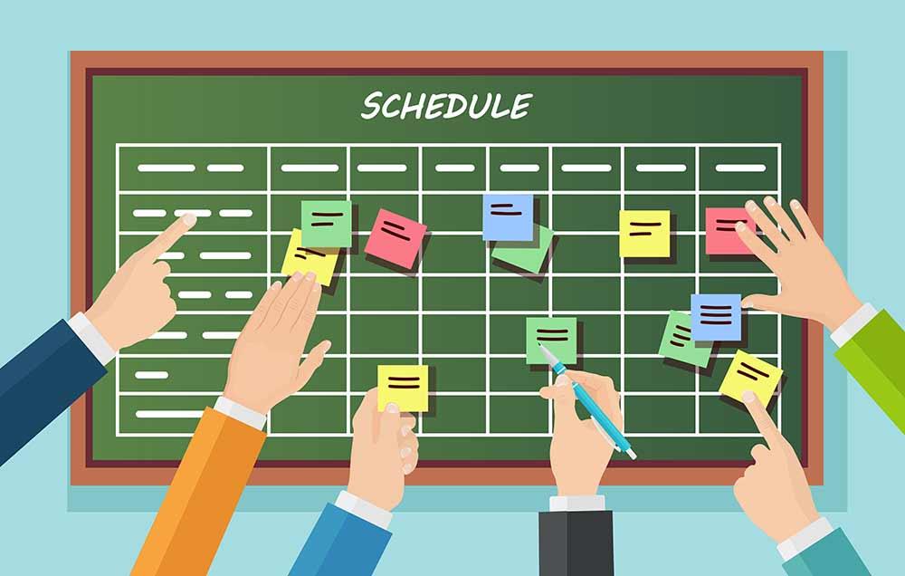 Switch to Employee Scheduling Software هشت نکته کاربردی و مهم برای برنامه ریزی موثر اخبار IT