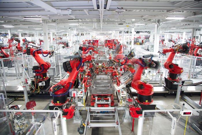 Tesla Factory آیا ایلان ماسک هنری فورد قرن بیست و یکم خواهد بود؟ اخبار IT