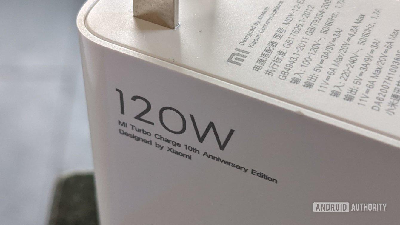 Xiaomi 120W charger 2 1340x754 قابلیت شارژ ۱۲۰ واتی دقیقا چه تاثیری روی باتری موبایلهای هوشمند میگذارد؟ اخبار IT