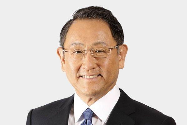 akio toyoda kv w610 مدیرعامل تویوتا: تسلا نسخه آینده را دارد، اما آشپزخانه واقعی در اختیار تویوتاست اخبار IT