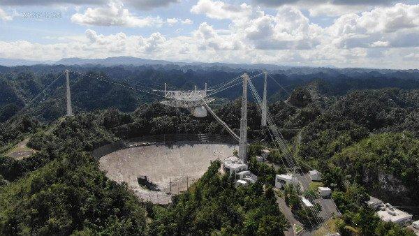 رصدخانه افسانهای Arecibo بعد از ۵۷ سال کار علمی ارزشمند به کار خود پایان میدهد
