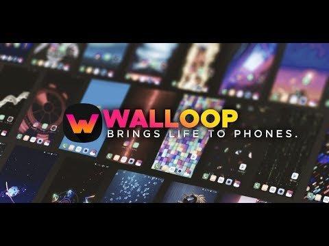آشنایی با اپلیکیشن Walloop؛ کلکسیون زیباترین والپیپرهای زنده