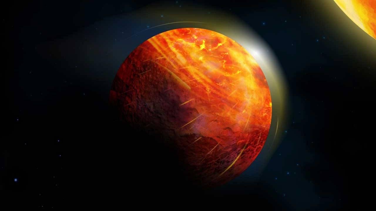 k2 141b 1280x720 شرایط احتمالی سیاره فراخورشیدی K2 141b: اقیانوس مذاب و بادهای مافوق صوت اخبار IT