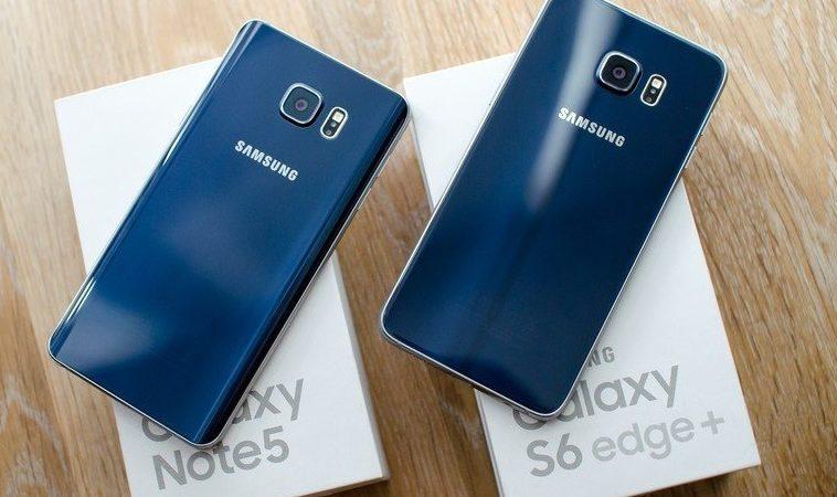 سامسونگ آپدیت جدیدی را برای گوشیهای ۵ ساله گلکسی S6 و نوت ۵ منتشر کرد