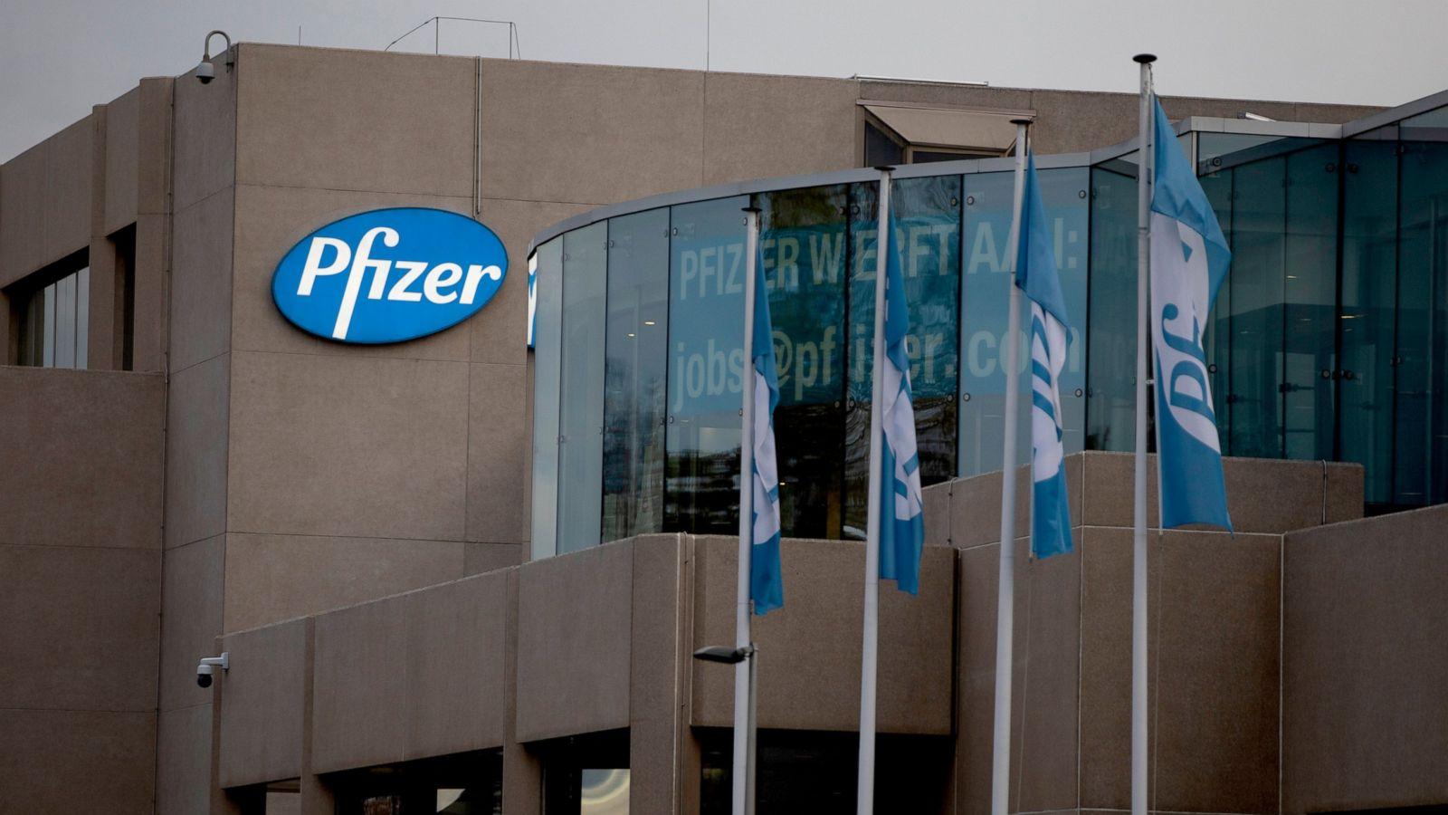 واکسن کرونا Pfizer
