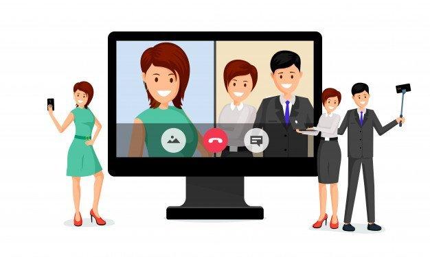 remote job interview 94753 660 نکات مهمی که قبل از استخدام نیروی دورکار باید مد نظر قرار دهید اخبار IT