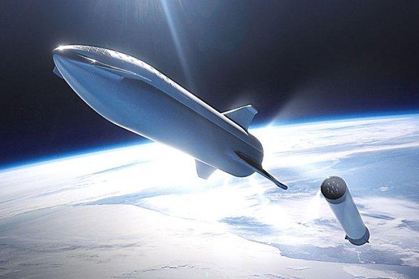 رییس اسپیس اکس: استارشیپ قادر به پاکسازی ۷۶۰ هزار زباله فضایی از مدار است