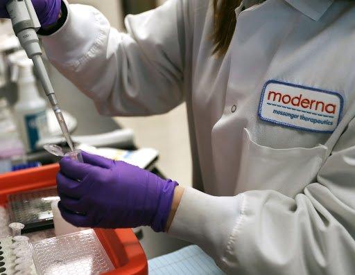 unnamed 1 3 مدرنا از کارایی ۹۵ درصدی واکسن کرونا خود در فاز سوم آزمایشها خبر داد اخبار IT