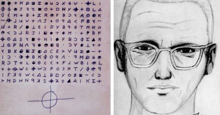 پیام رمزی زودیاک قاتل بعد از 51 سال رمزگشایی شد