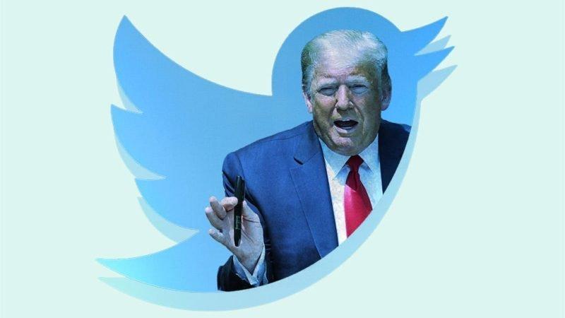 توییتر «سهوا» تعامل با توییتهای برچسب خورده ترامپ را محدود کرد