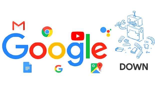 اختلال جهانی در یوتیوب، جیمیل و دیگر سرویسهای گوگل