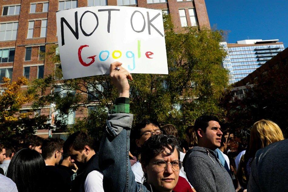 کارکنان گوگل
