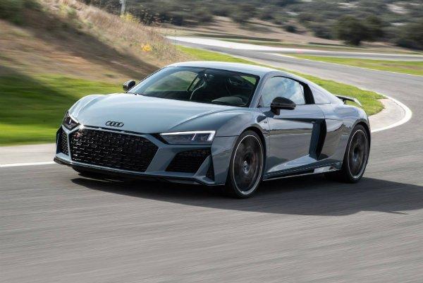 2020 audi r8 coupe v10 performance quattro fq oem مسافت قابل پیمایش سوپر اتومبیلها با یک باک پر اخبار IT