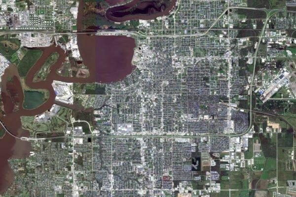 5fd936b71803a80018adfa85 1 600x400 تصاویر منتخب از مهمترین وقایع سال ۲۰۲۰ از دید ماهوارههای فضایی اخبار IT