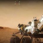 کلیپ مهیج ناسا از نحوه فرود کاوشگر «استقامت» روی مریخ [تماشا کنید]